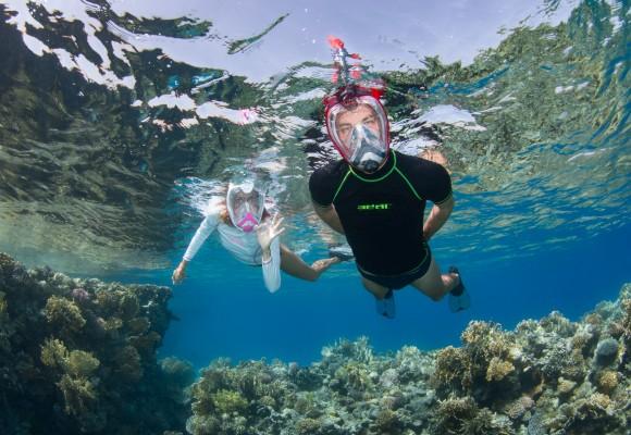 IMPORTANT pentru snorkeling!